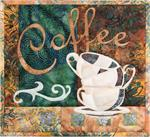 Just Coffee Quilt Kit by McKenna Ryan