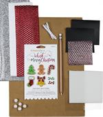 Kimberbell We Whisk You a Merry Christmas - EMBELLISHMENT PACK