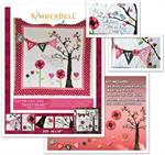Kimberbell KD529 Let Me Call You Tweet Heart Pre-Cut Quilt Kit