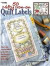 50 Nifty Iron on Quilt Labels Book