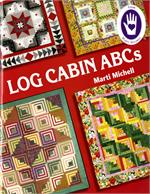 Marti Michell Log Cabin ABC's Book