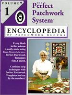 Marti Michell Encyclopedia of Perfect Patchwork Blocks - Volume 1