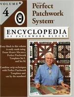 Marti Michell Encyclopedia of Perfect Patchwork Blocks - Volume 4