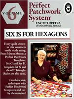 Marti Michell Encyclopedia of Perfect Patchwork Blocks - Volume 6