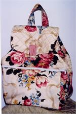 Quilter's Backpack Pattern