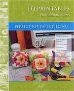 Electric Quilt Printables - Foundations Printer Sheets 25/pkg