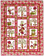 Fairy Tales Quilt Pattern