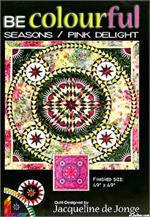 Seasons / Pink Delight Pattern