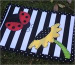 Ladybug In the Sun Mug Rug Kit