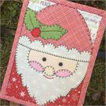 Old St Nick Mug Rug Kit