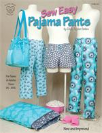 Sew Easy Pajama Pants Book