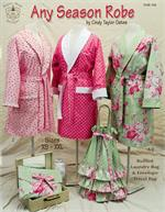 Any Season Robe Pattern Booklet