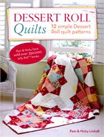 Dessert Roll Quilts Book