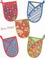 Hot Stuff Oven Mitts Pattern