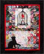 Red Bird Retreat Watercolor Quilt Kit