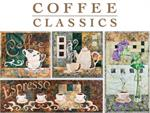 Classic Coffee Pattern Series by McKenna Ryan (4 pattern set)