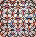 Bali Wedding Star Quilt Pattern by Judy Niemeyer - NEWLY REVISED 2014