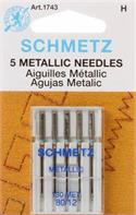 Schmetz Metallic Needles 1743