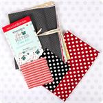 Kimberbell Love Notes Mystery Quilt FABRIC KIT ONLY