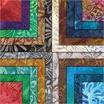 Moda Make Waves Batik Fabric Charm Pack 5 x 5