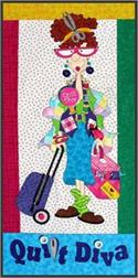Quilt Diva Applique Quilt Kit