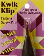 Kwik Klip Safety Pin Tool
