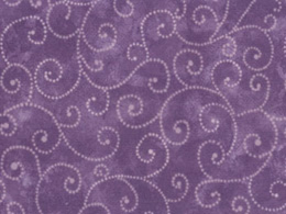 Moda Marble Swirl Fabric - Key West Purple