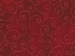 Moda Marble Swirl Fabric - Best Red