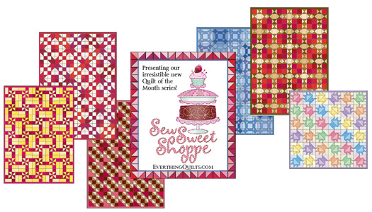 Sweet Shoppe Pattern Set