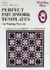 Marti Michell Perfect Patchwork Template Set - Winding Ways