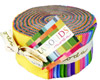 Moda Bella Solids Fabric Jelly Roll - 30's Colors